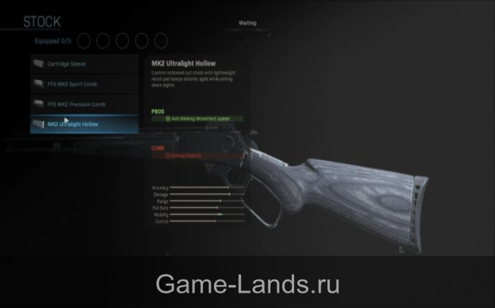 Call of Duty: Warzone – Билды на основе карабина MK2 | Game-Lands.ru