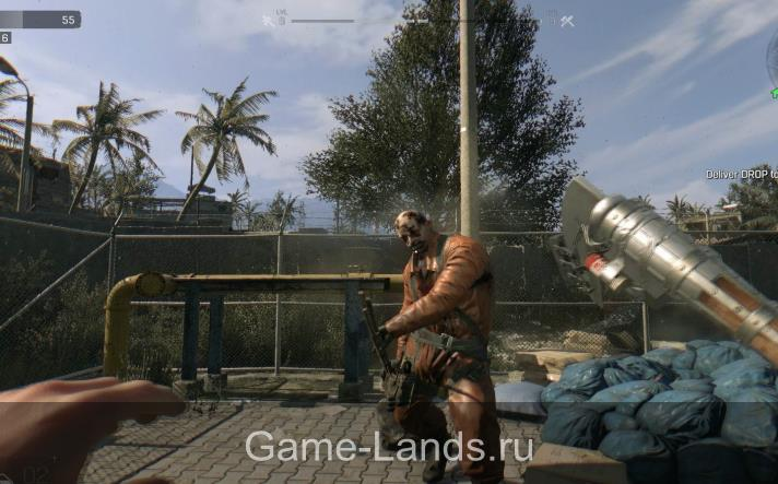 Громила Dying Light мутант