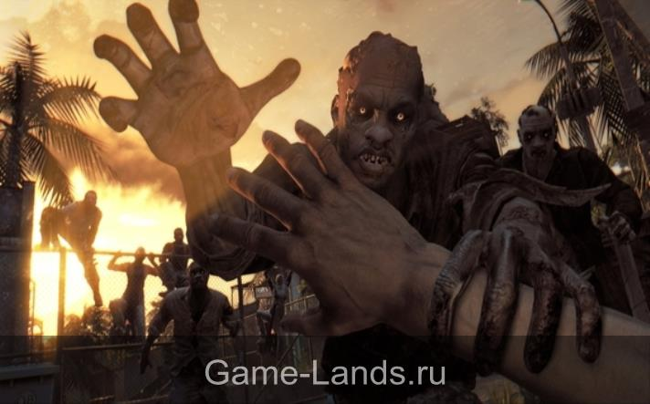Кусака мутант Dying Light