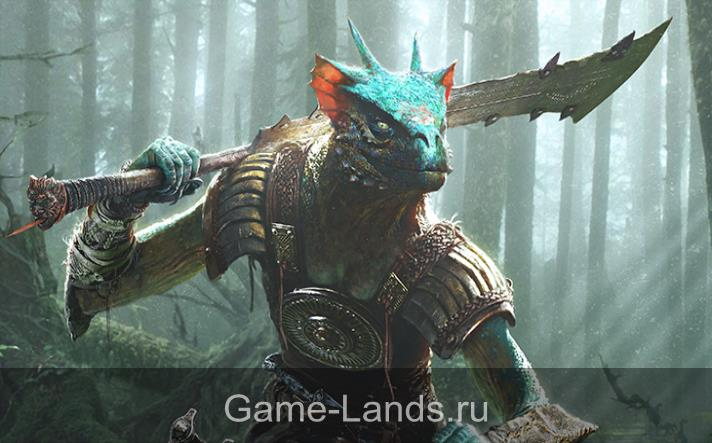 The Elder Scrolls: Legends Аргониане