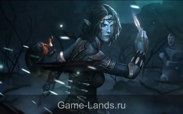 The Elder Scrolls: Legends Темные эльфы