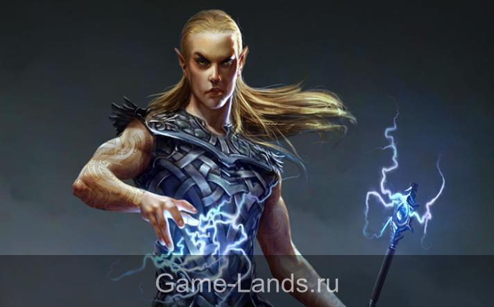 The Elder Scrolls: Legends Высокие эльфы