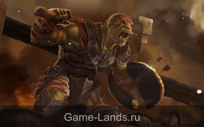 The Elder Scrolls: Legends Орки