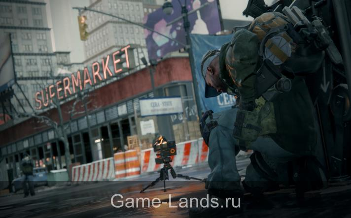 рынок the division