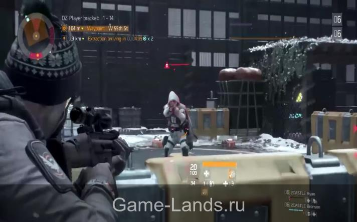 ассасин крид в the division