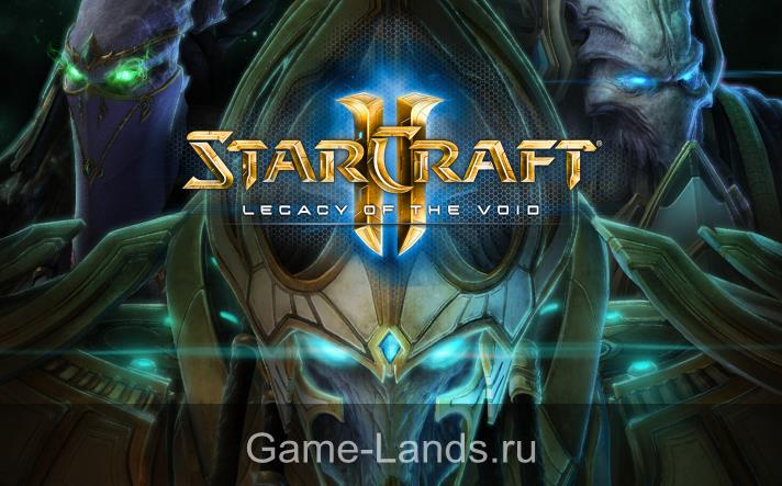 StarCraft 2: Legacy of the Void системные требования