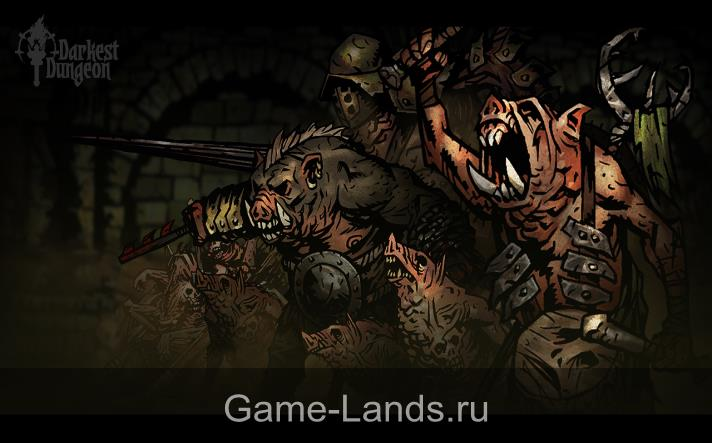 Darkest Dungeon системные требования
