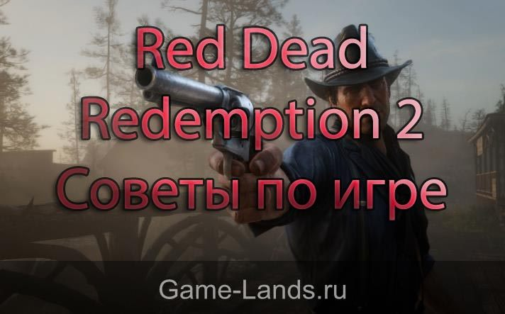 Red Dead Redemption 2 советы новичкам