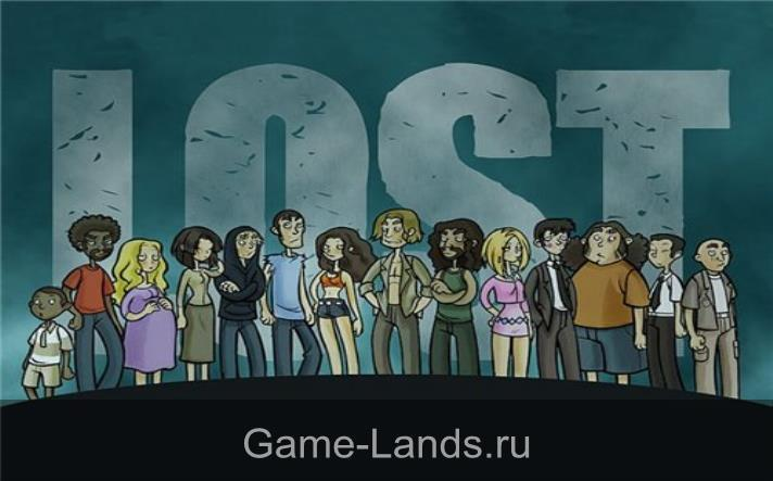 Lost в игре Fallout 3